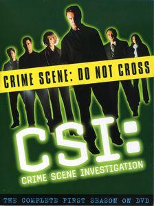 CSI: The First Season