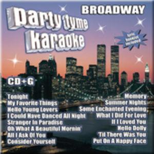 Party Tyme Karaoke: Broadway