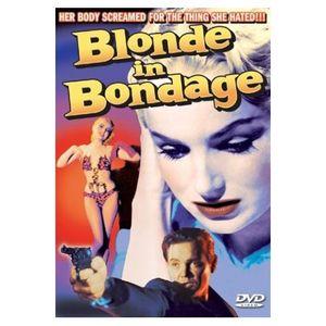 Blonde in Bondage