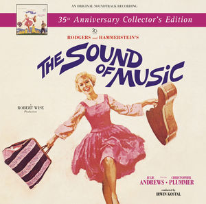 The Sound of Music (35th Anniversary Collector's Edition) (Original Soundtrack)