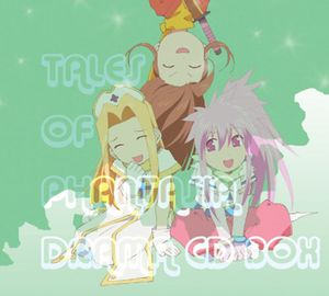 Tales of Phantasia: Anthology Drama CD Box (Original Soundtrack) [Import]