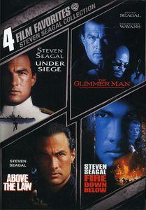 4 Film Favorites: Steven Seagal