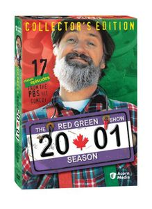 The Red Green Show: 2001 Season