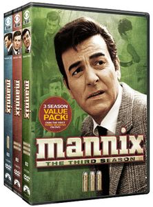 Mannix: Three Season Pack