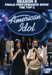 American Idol: Season 6-Finale Performance Show: T