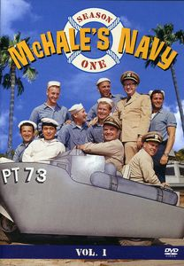 Mchale's Navy: Season One Volume 1