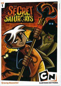The Secret Saturdays: Volume 1