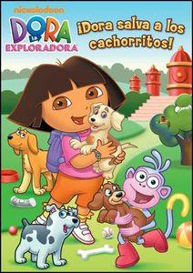 Dora la Exploradora: Salva a los Cachorr [Import]