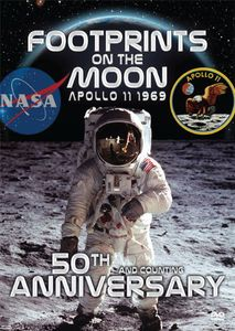 Footprints on the Moon Apollo 11 1969