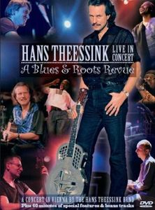 Live In Concert - A Blues and Roots Revue