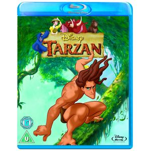 Tarzan (1999) (Blu-ray) [Import]