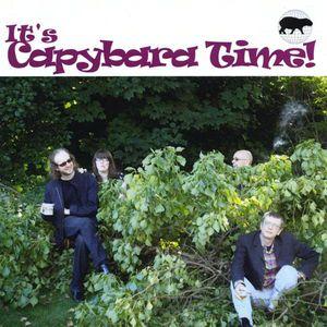 It's Capybara Time!