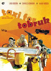Taxi for Tobruk