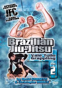 Brazilian Jiu-jitsu: Vale Tudo Grappling: Volume 2
