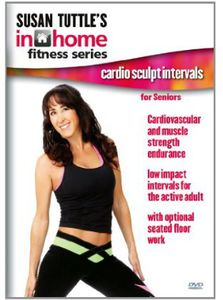 Susan Tuttle's in Home Fitness: Cardio Sculpt Intervals for Seniors