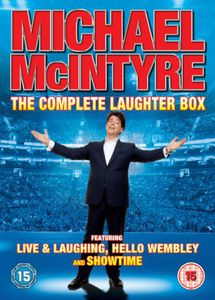 Complete Laughter Box [Import]