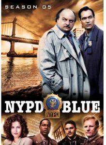NYPD Blue: Season 05 , Jimmy Smits