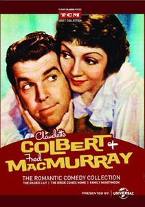 Claudette Colbert & Fred MacMurray: The Romantic Comedy Collection