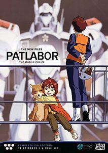 Patlabor: The New Files