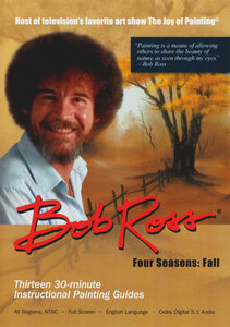 Bob Ross the Joy of Painting: Fall Collection