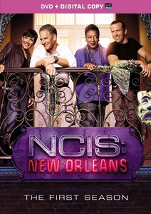 NCIS New Orleans: The First Season