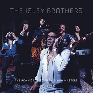 The Rca Victor and T-neck Album Masters [1959-1983] [Box Set] , The Isley Brothers