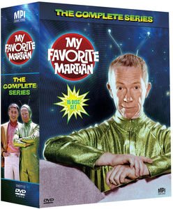 My Favorite Martian: The Complete Series , Ray Walston