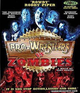 Pro-Wrestlers Vs. Zombies
