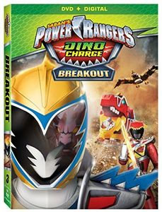 Power Rangers Dino Charge Breakout