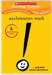 Exclamation Mark and More School Adventures