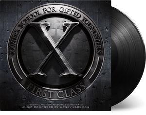 X-men: First Class /  O.s.t.