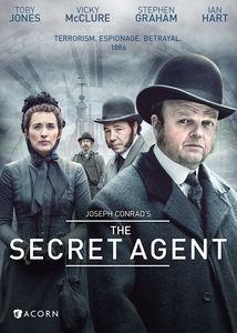 The Secret Agent , Toby Jones