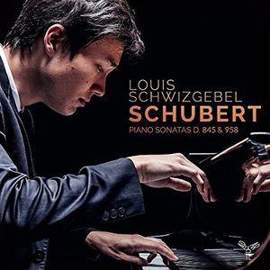 Schubert: Piano Sonatas D845 And D958