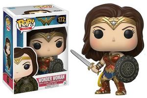 FUNKO POP! MOVIES: DC Wonder Woman - Wonder Woman