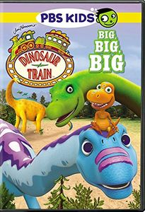 Dinosaur Train: Big, Big, Big (Face)