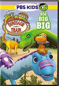 Dinosaur Train: Big, Big, Big (Face)