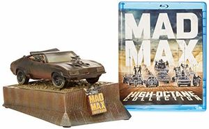 Mad Max High Octane Collection With Interceptor