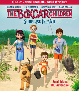 The Boxcar Children: Surprise Island , Joey King