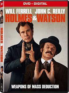 Holmes & Watson , Will Ferrell