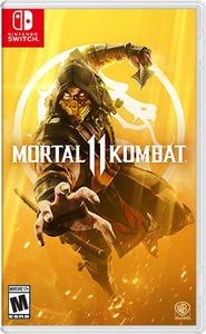 Mortal Kombat 11 2 for Nintendo Switch