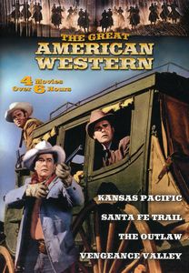 The Great American Western: Volume 9