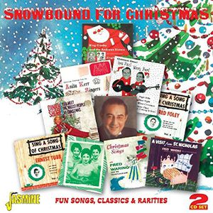 Snowbound for Christmas /  Various [Import] , Various Artists
