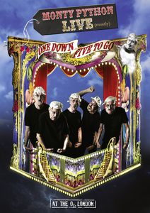 Monty Python Live (Mostly): One Down Five to Go