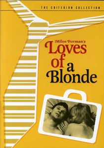 Loves of a Blonde (Criterion Collection)
