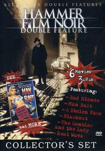 Hammer Film Noir Collector's Set Vol 1