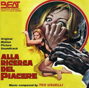 Alla Ricerca Del Piacere (Original Soundtrack) [Import]