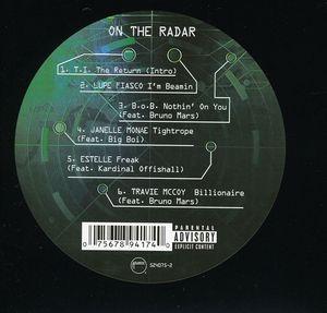 On the Radar /  Various [Explicit Content]