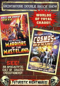 Grindhouse Double Feature: Warriors of the Wasteland /  Cosmos: War of the Planet