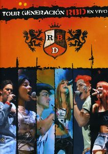 Tour Generacion RBD: en Vivo [Import]