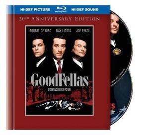 Goodfellas (20th Anniversary Edition) (Digibook)